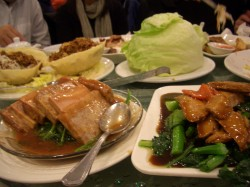 Post image for Chinese vegetarian restaurant in Chinatown!