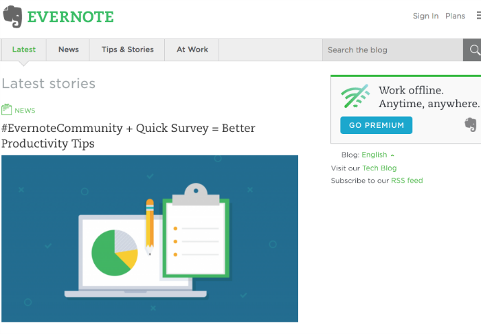 Why you need Evernote