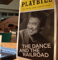 "Post image for Go see David Henry Hwang's ""Dance and the Railroad"""