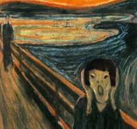 the scream thumbnail
