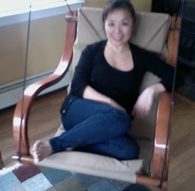 Post image for My favorite chair & the art of sitting still