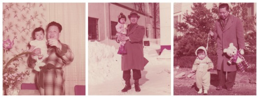 Dad & me, the best years