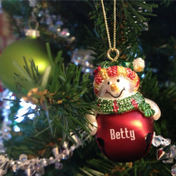 Post image for Happy holidays from the land of Betty, with photos
