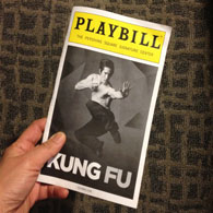 "Post image for Off-Broadway: 10 reasons to see ""Kung Fu"""