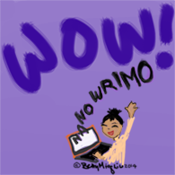 Post image for Taking on NaNoWriMo