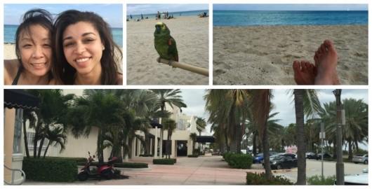 Miami Beach scenes
