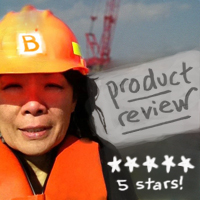 5-star product review