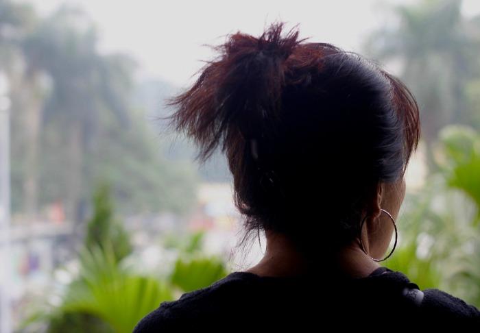 Betty Ming Liu in Hanoi