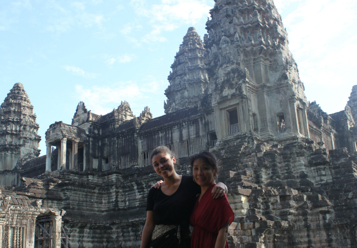 Temple hopping in Siem Reap, Cambodia