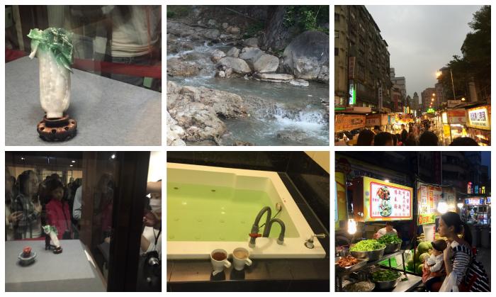 Taipei top tourist destinations