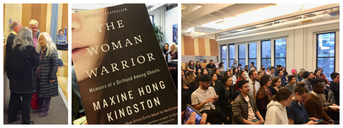 The Woman Warrior by Maxine Hong Kingston at NYU