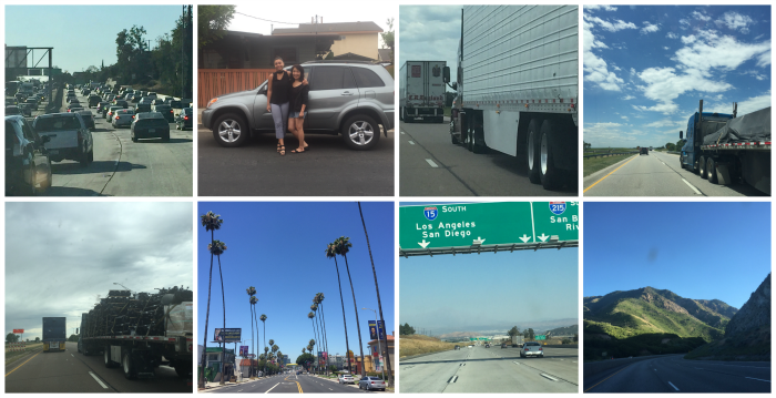 How to drive from NY to LA in 5 days